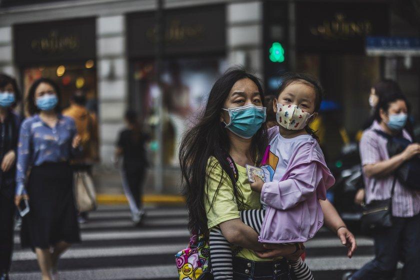 млн новородени 2020 китай
