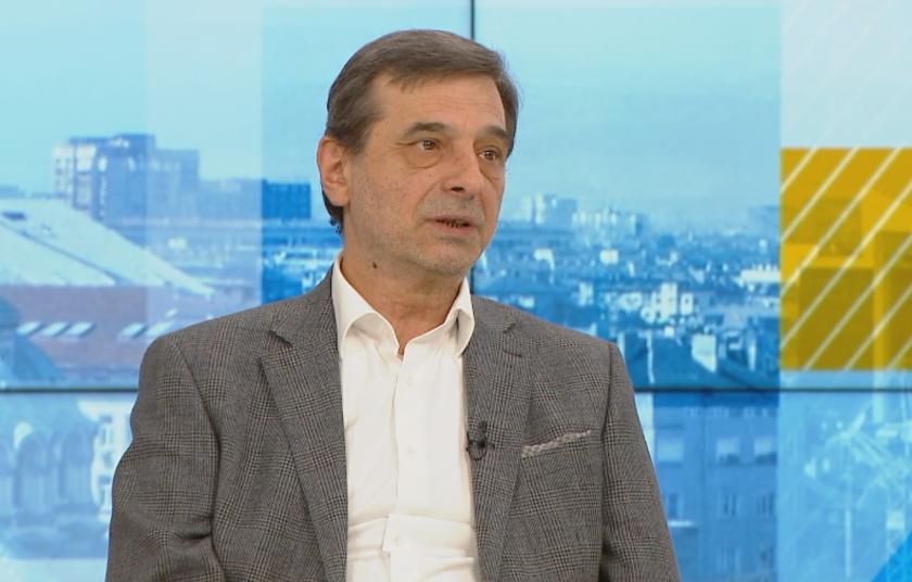 При приемането на властта новият министър-председател на България Стефан Янев