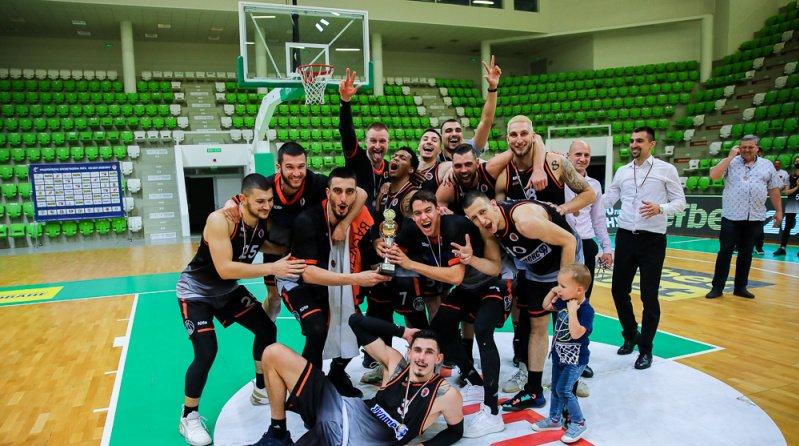 Историческо! Академик (Пловдив) победи Балкан в Ботевград и спечели бронзовите медали в НБЛ