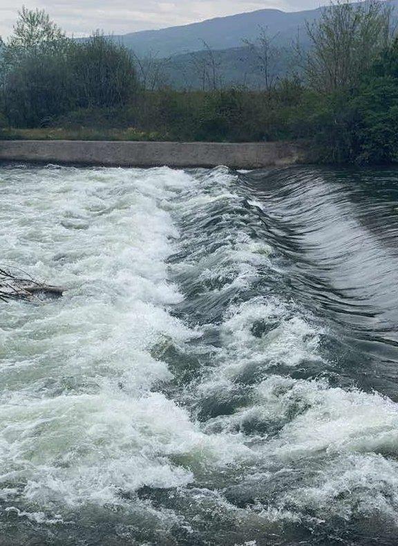 рибар изчезна водите река въча