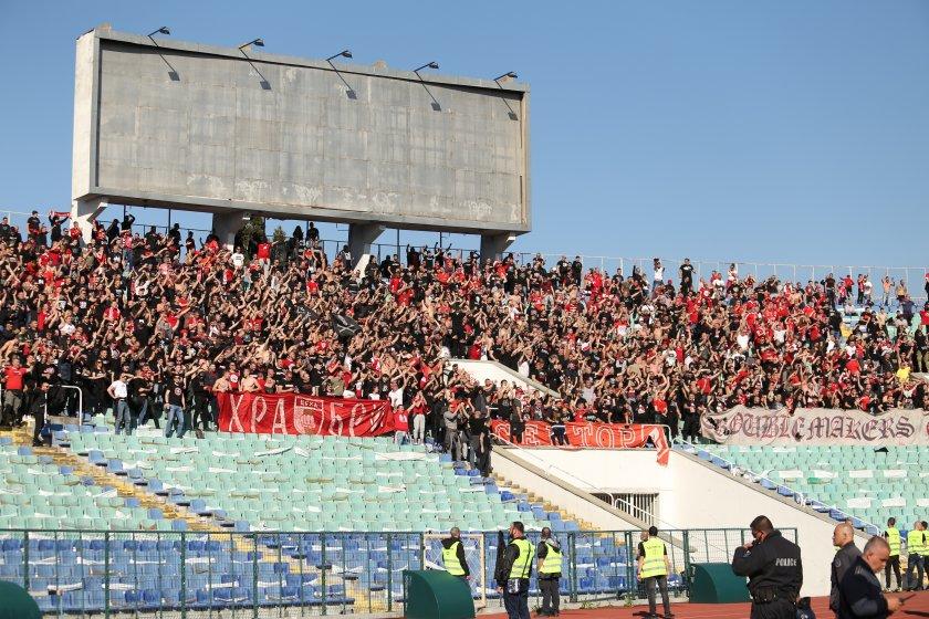 Сектор Г, Национален стадион Васил Левски