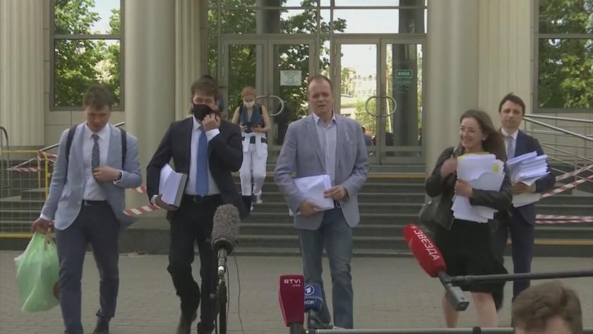 Московският градски съд отложи за 9 юни делото по иска