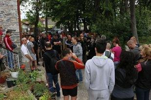 протест пловдивския квартал коматево дейността евангелска църква