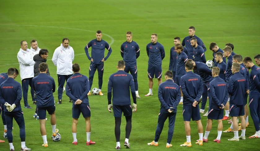 Хърватия - национален отбор по футбол