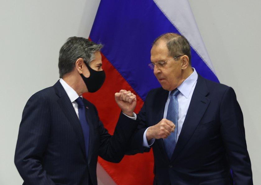 Първите дипломати на САЩ и Русия с призив за сътрудничество