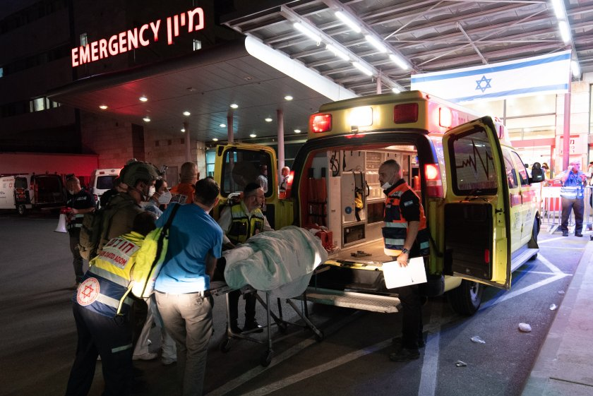 души загинаха време религиозен фестивал израел
