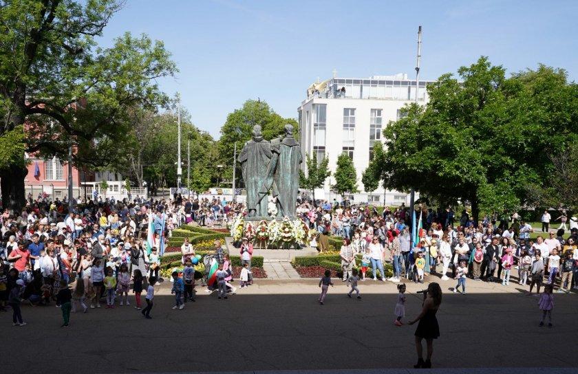 България отпразнува 24 май (ОБЗОР)