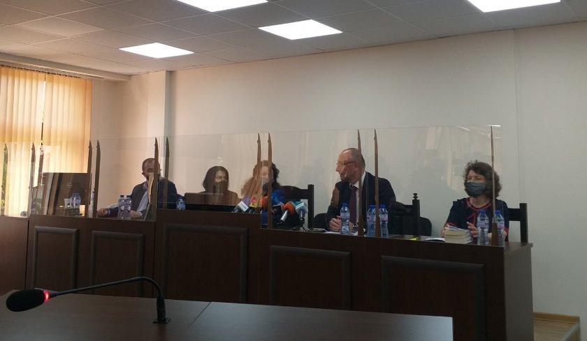 живо представят годишни доклади дейността спецсъдилищата българия