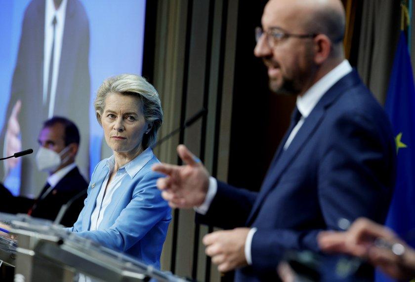 """Евролидерите обсъдиха """"зелената сделка"""" и одобриха Ковид сертификатите"""