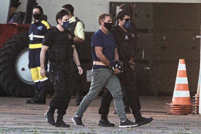 """""""Кралят на кокаина"""": Италия чака екстрадирането на един от най-издирваните мафиоти"""