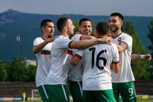 младежите българия разгромиха албания контрола
