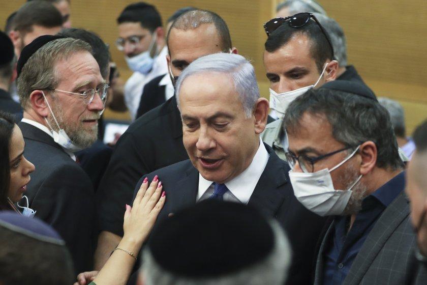 правителство без нетаняху израел опозиционни партии постигнаха споразумение