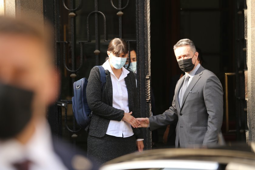 янаки стоилов лаура кьовеши обсъдиха делегираните прокурори специализираното правосъдие