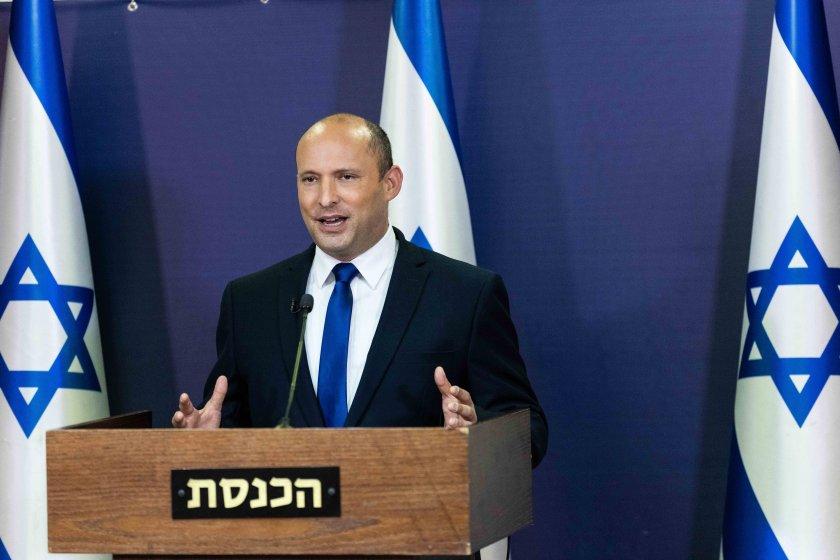 Има споразумение за смяна на властта в Израел