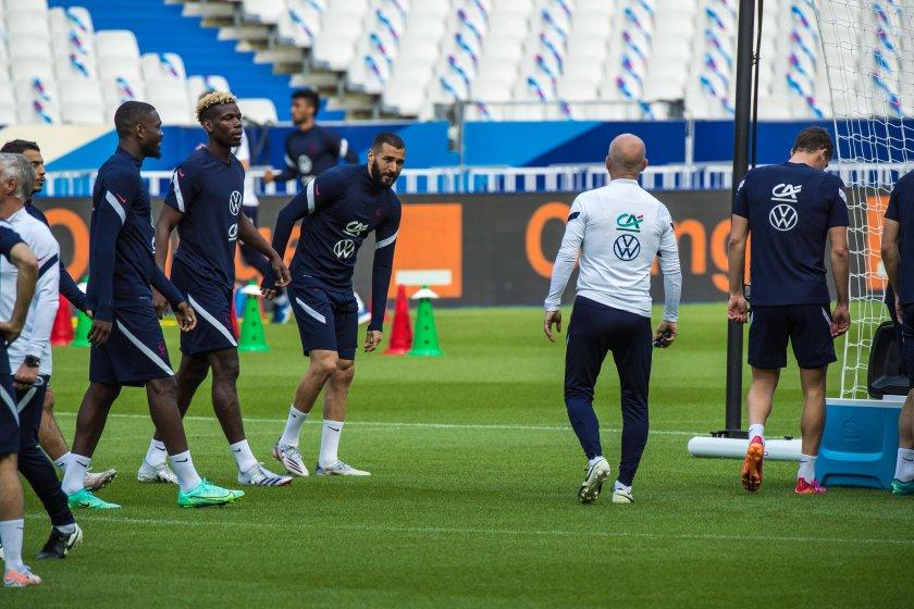 Френски национален отбор по футбол