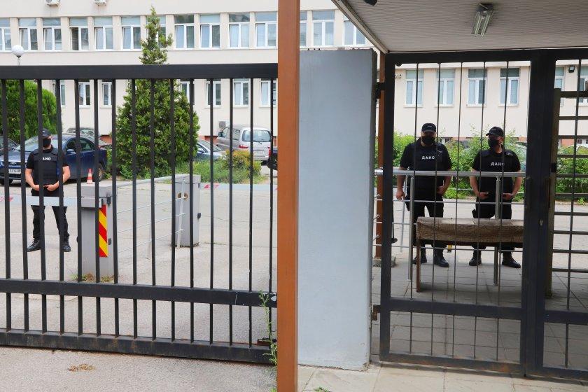 Агенти на ДАНС са влезли в три ключови структури за борба с престъпността