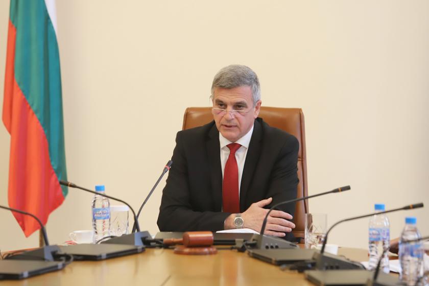 стефан янев приеме премиера албания резиденция бояна