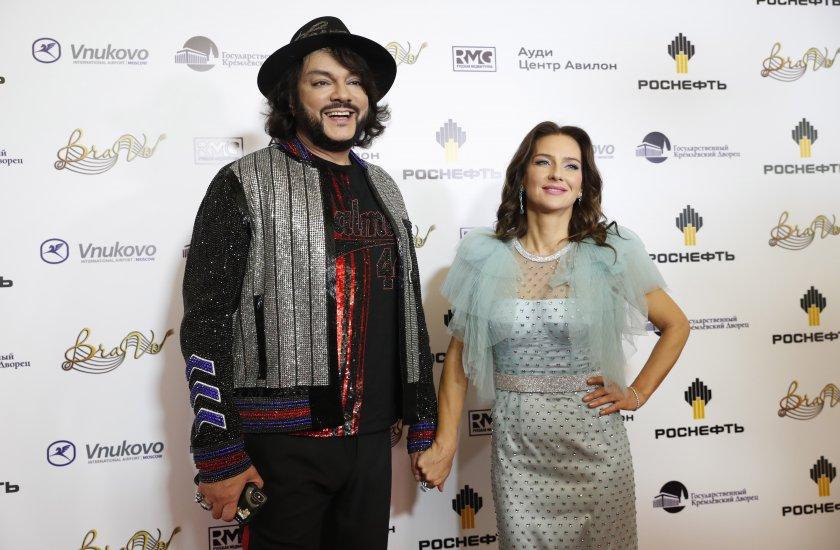 Филип Киркоров ще пее преди Русия - България