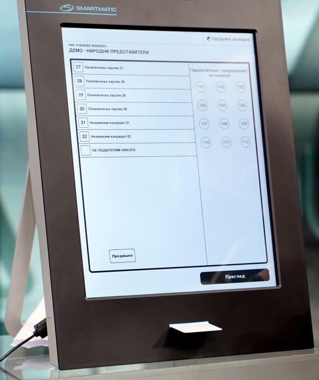 гласуваме април машина гласуване бнт галерия