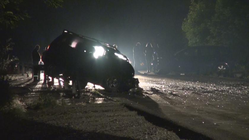 Един загинал и трима ранени след катастрофата на пътя Бургас - Средец