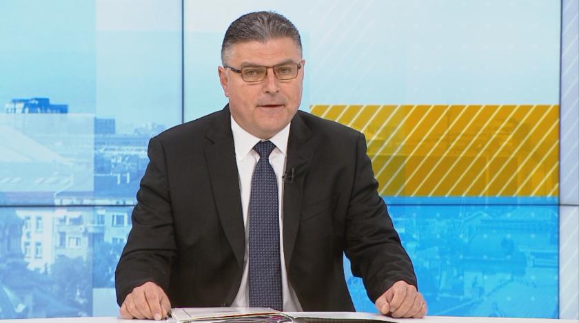 Министър Панайотов: Катапултиране на майор Терзиев не е имало, случило се е нещо внезапно