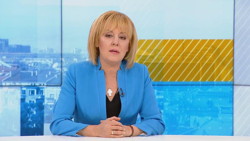 Мая Манолова: Разрешенията за прилагане на СРС-та са незаконни