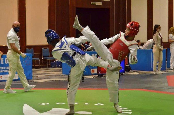 шест медала българия първия ден мултиевропейското първенство таекуондо