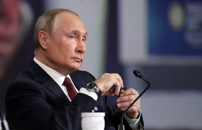 """Русия излезе от договора """"Открито небе"""""""
