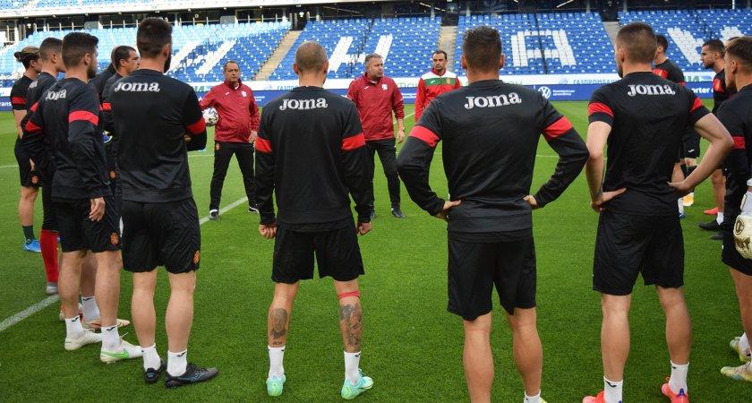 Национален отбор по футбол на България
