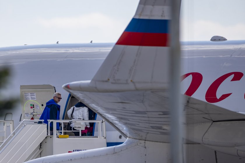 Русия възобновява полетите до България от 28 юни. Решението е