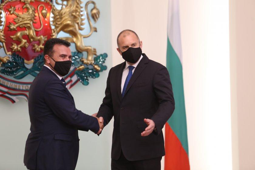 Премиерът на Република Северна Македония Зоран Заев на посещение в