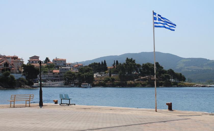 стачка спира всички кораби фериботи гърция юни