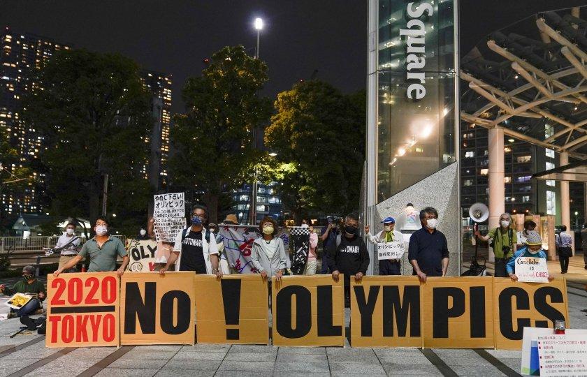 Японските здравни експерти предупредиха - провеждането на летните Олимпийските игри