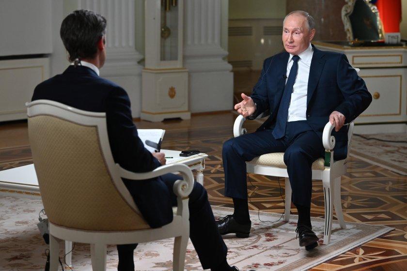 Байдън и Путин си размениха определения преди срещата