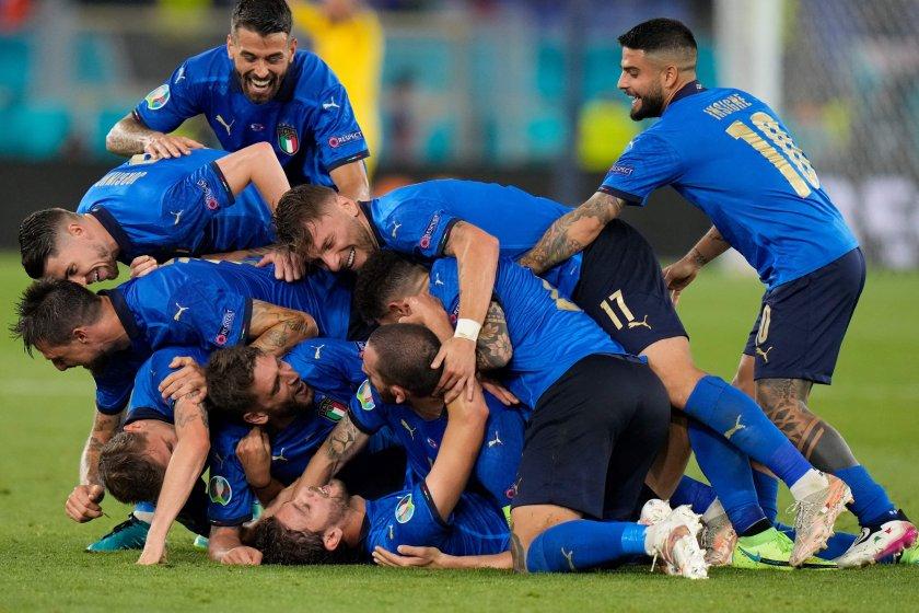 италия изнесе нова лекция удари швейцария