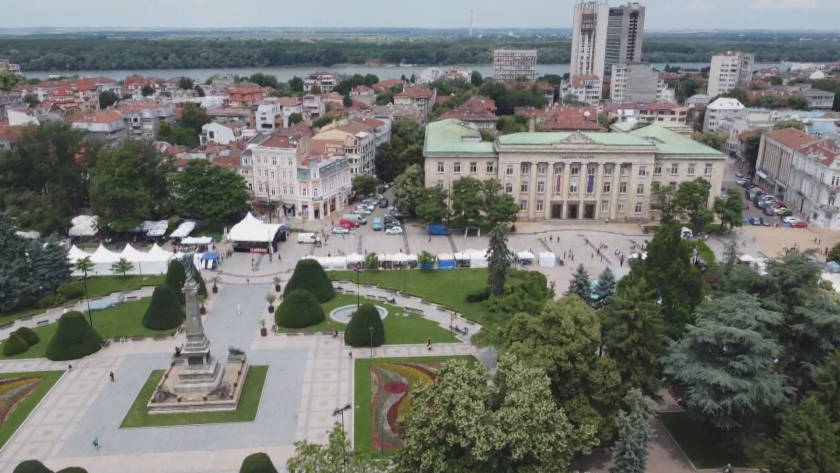 Атракция в Русе: Полет над града с туристически балон