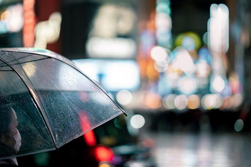 Лятото идва с дъждове и бури - предупреждение за лошо