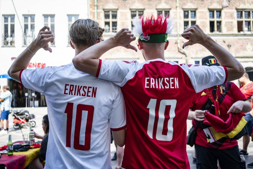 три мита датските фенове получиха потвърждение