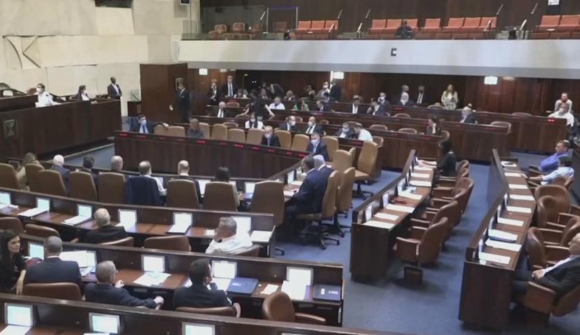 Парламентът в Израел трябва да одобри новото правителство