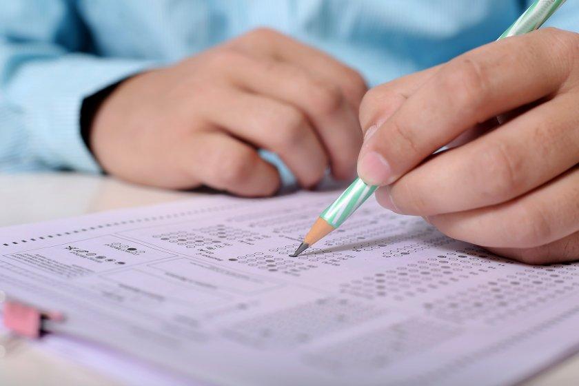 вижте верните отговори изпита математика клас
