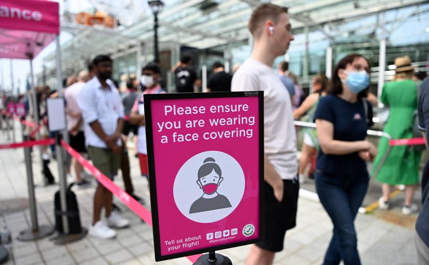 За трети пореден ден във Великобритания бяха регистрирани над 10