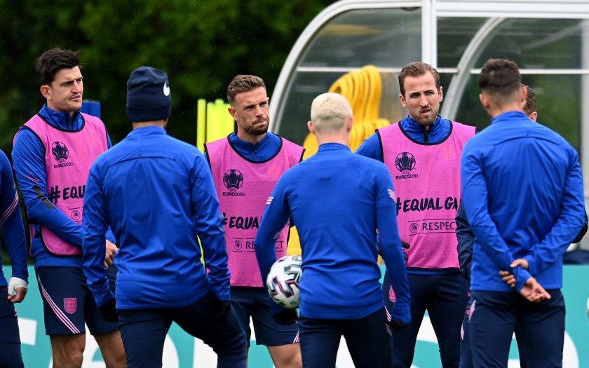 От английския щаб уволниха екипа по сигурността на УЕФА