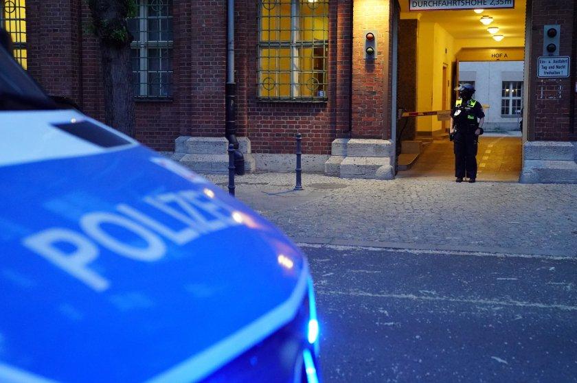 Престрелка в центъра на Берлин. Според предварителни данни, трима души