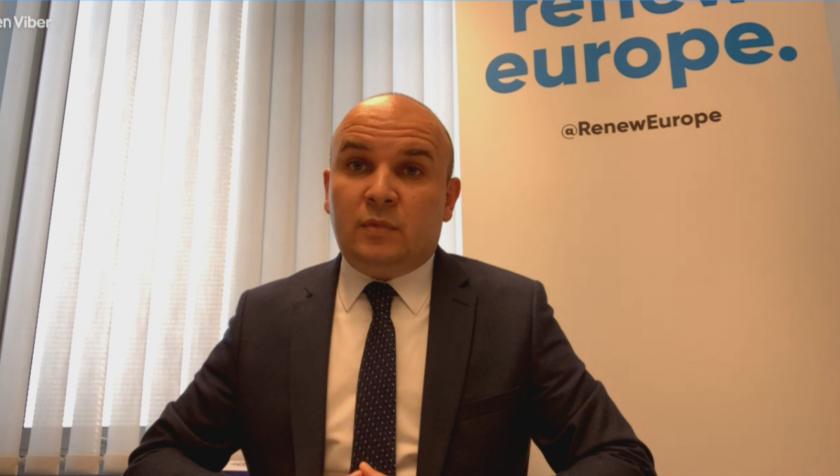 Евродепутатът от ДСП/Обнови Европа Илхан Кючюк беше избран за съпредседател