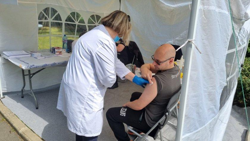 Изнесени пунктове за ваксини в Стара Загора, Павел баня, Казанлък и Плевен