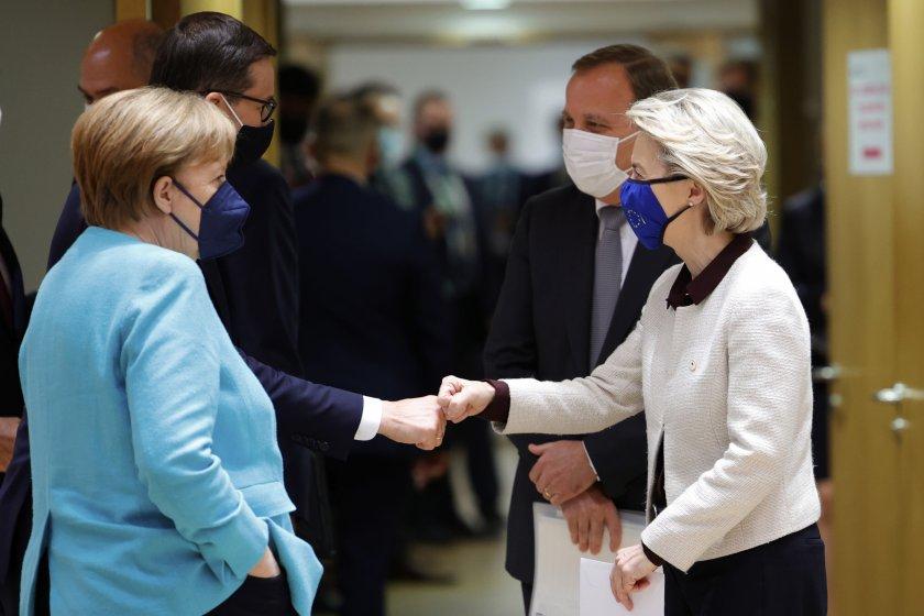 Европейските лидери не успяха да се разберат за среща с Русия