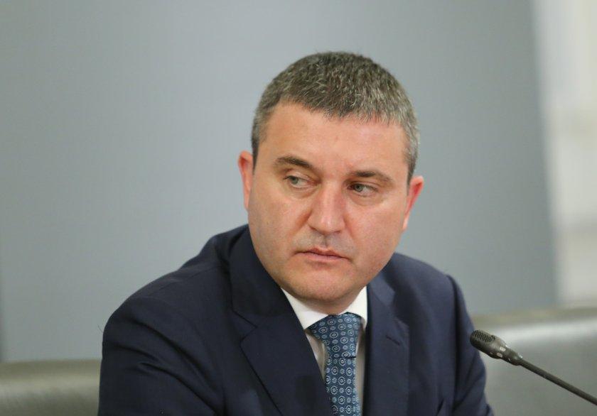 НАП проверява Владислав Горанов като физическо лице