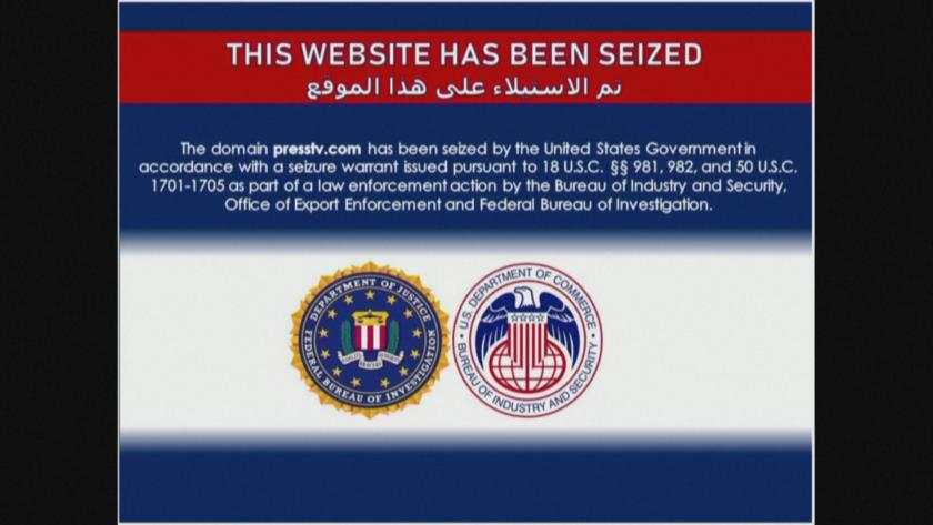 Съединените щати блокираха достъпа до повече от 30 ирански сайтове.