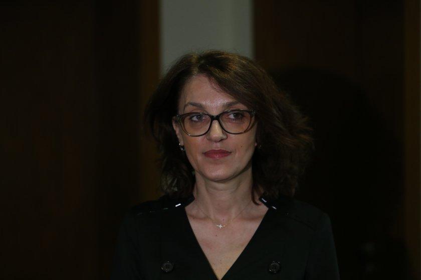 Прокурорската колегия на ВСС избра единодушно Валентина Маджарова за административен