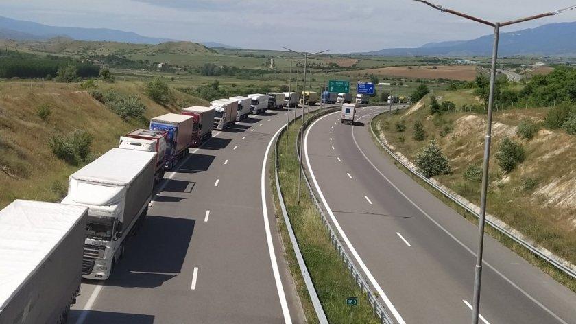 мвнр работи нормализиране трафика границата гърция